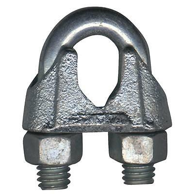 """Campbell 1/4"""" Ss Wire Rope Clip"""