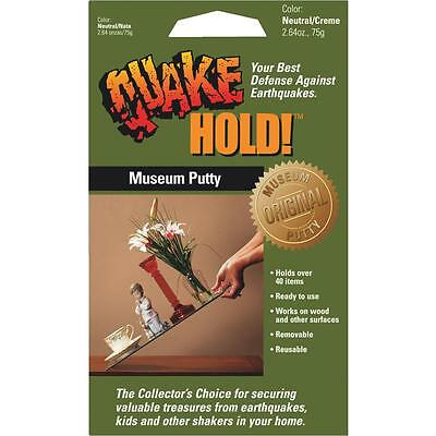 Quake Hold 2.64Oz Museum Putty