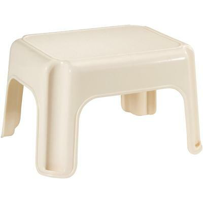 Rubbermaid Bisque Step Stool