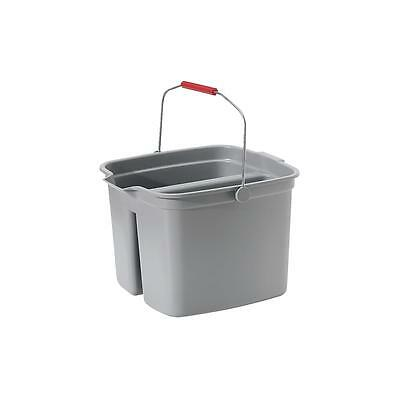 Rubbermaid Commercial 17 Quart Double Pail