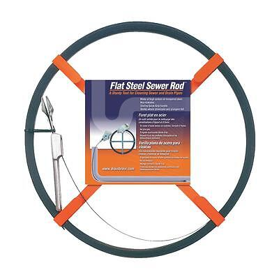 """General Wire 3/4""""X100' Sewer Rod"""
