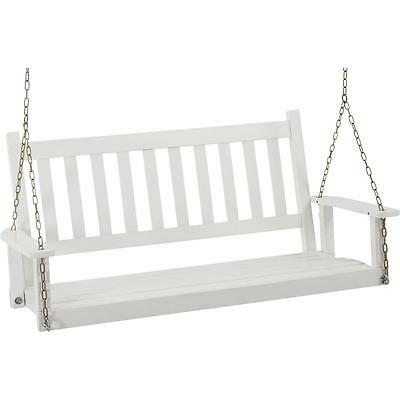 Jack Post Knollwood Collection Hardwood Porch Swing