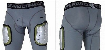 Nike Pro Combat Hyperstrong Series Compression Hard Plate Men's Football Shorts