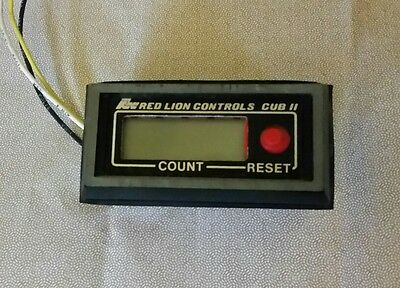 Red lion cub 20000 digital counter