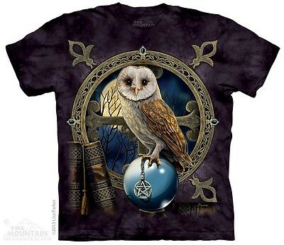 New The Mountain Spell Keeper Owl T Shirt