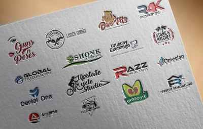 Professional custom logo design / Branding design service | Unlimited revision