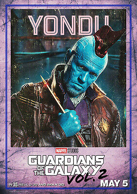 Movie Poster Print: Guardians of the Galaxy Yondu DISCOUNTED OFFERS A3 / A4