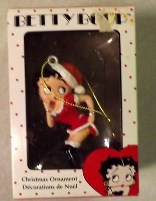 Betty Boop Christmas Orniment