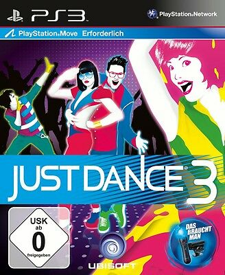 Just Dance 3 PS3 Neu & OVP