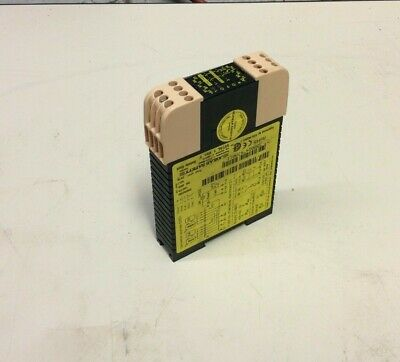 Jokab Safety Relay, Vital1 24VDC, Ver F, 2005200, 10273, 24 VDC, Used, Warranty
