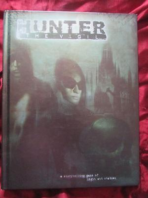 HUNTER THE VIGIL CORE RULEBOOK White Wolf RPG OOP New World of Darkness