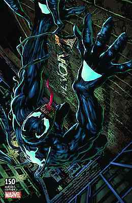 Venom 150 Comicxposure Mike Perkins A Variant Nm Ultimate Spiderman 1 Df Homage