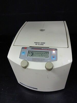 Beckman Coulter 367160 Microfuge 18 Centrifuge With Rotor