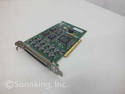 National Instruments PCI 232 / 16 Channel 186492B-01 Serial Port Expansion Card
