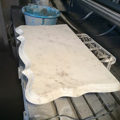 marble wash stand tops made to measure £300.00
