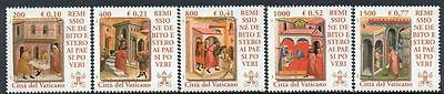 Vatican City MNH 2001 Remission of Debts of Poor Countries