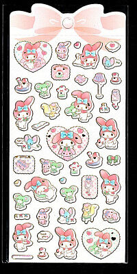 Sanrio Original My Melody Stickers Sticker Sheet Kawaii Japan