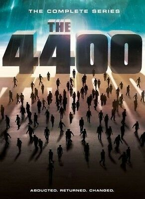 The 4400: The Complete Series [New DVD] Boxed Set, Dolby, Dubbed, Subtitled, W
