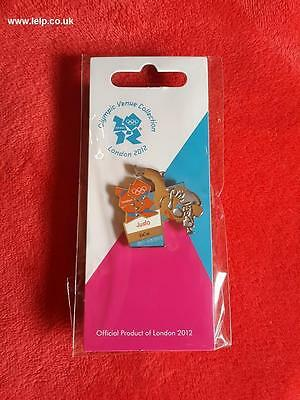Handball Olympics London 2012 Venue Sports Logo Pose Pin London 2012 Sports Memorabilia