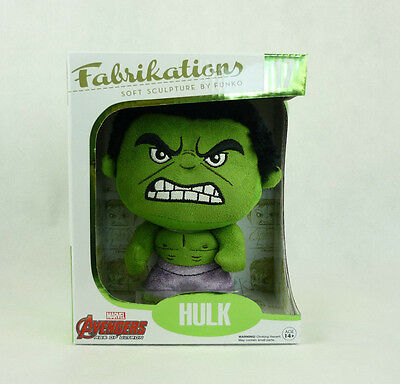 Fabrikations 17 Soft Sculpture Marvel Avengers Age of Ultron Hulk Figur 15cm