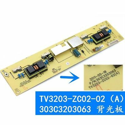 New TV3203-ZC02-02(A) 303C320306 Backlight Inverter For TCL TCL L32E10 LCD32R26