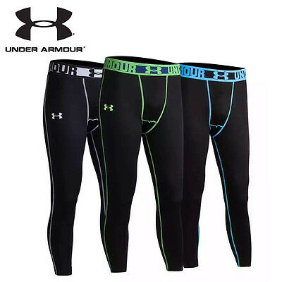 Under Armour Men's - Women Compression Running GYM Tights Sport New All Colors