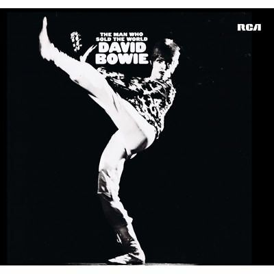 LP - David Bowie - The Man Who Sold The World - Re, Hard Rock, Glam, Classic