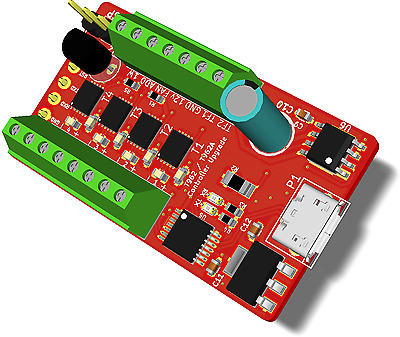 T962 / T962A Controller Upgrade for PCB reflow oven