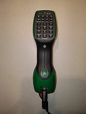 Greenlee Pe945 Handsfree Speakerphone Butt Set