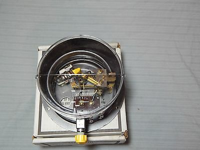 Mercoid Pressure Control Differential Switch BB-521-3-105