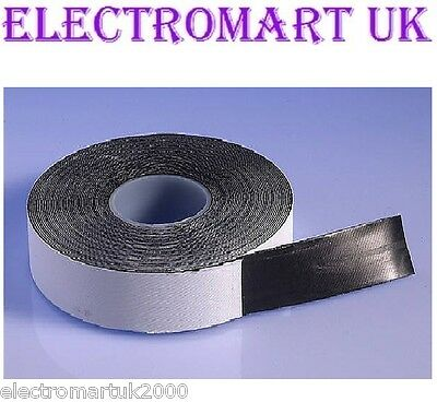 Self Amalgamating Tape Repair Rubber Waterproof Sealing Insulation 10M Reel