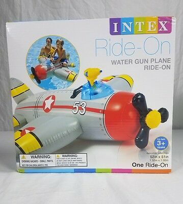 Intex Water Gun Plane Kinderbadespaß