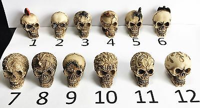 Medium Skull Choice Of Design, Miniatures Skulls 3cm to 4cm