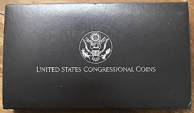 1989 United States Congressional Coins Two Coin Proof Set