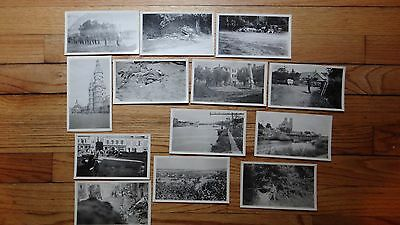 Lot of 115 WWII Photos from Normandy to Germany with the XIX Corp