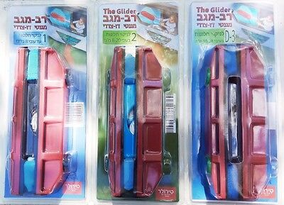 Magnetic Window Double Side Glass Wiper Glider Cleaner Glazing Cleaning Tool New
