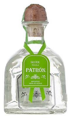 Patrón Silver Mexican Tequila 750ml (Boxed)