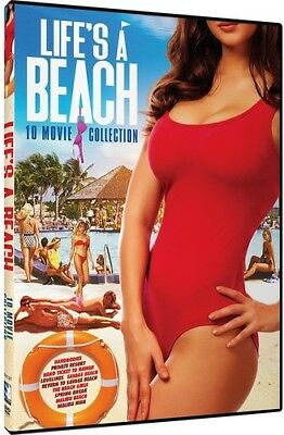 Life's A Beach: 10 Movie Collection [New DVD]