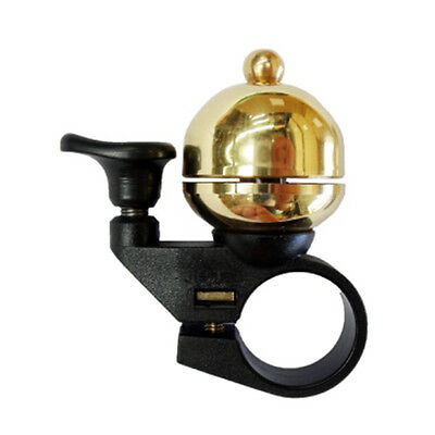 Pro Series Bicycle Brass Safety Bell for Bike Handlebar