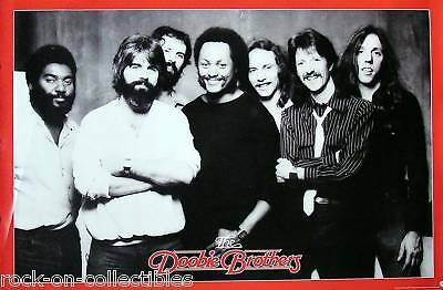 Doobie Brothers 1980 Large One Step Closer Original Promo Poster Original