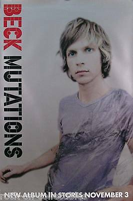 Beck 1998 Mutations Large Promo Poster