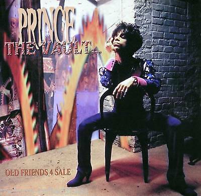 PRINCE 1999 The Vault Friends for Sale Original Promo Poster