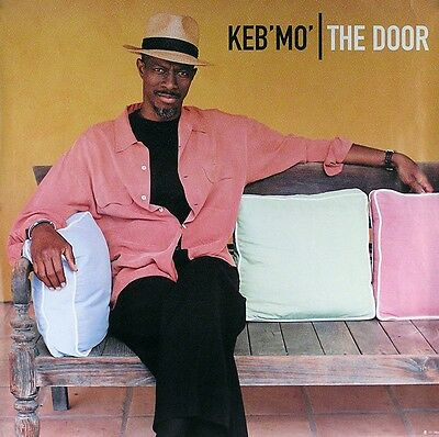 Keb' Mo' 2000 The Door Original 2-Sided Promo Poster