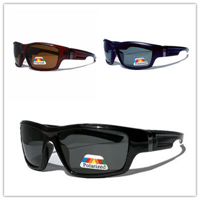 Mens Free Postage Fishing Polarized Sport Polarised Sunglasses 514