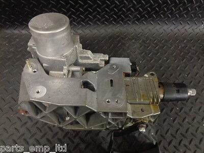 2005 Renault Megane 1.5 Dci 5Dr Electric Power Steering Column 8200445348-A