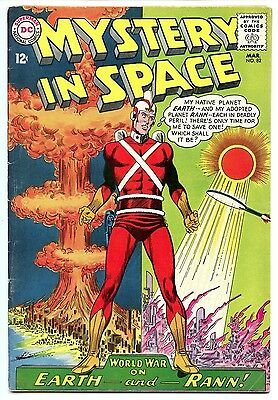 Mystery in Space 82 VG 4.0