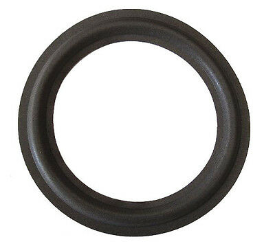 """8"""" 8inch 8 inch 195mm Speaker Surround Repair Rubber Woofer Edge Free Shipping"""