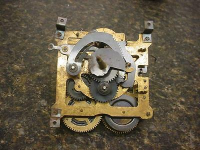 Regula German-made Bachmaier & Klemmer Brass Cuckoo Clock Movement 34/1/72 E463a