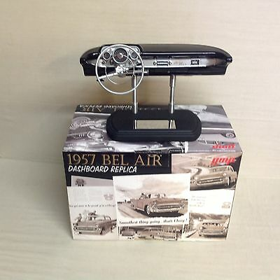 1957 Chevrolet Bel Air Dashboard Black Gmp 1:6 Scale Classic  Belair