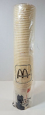 Vintage 1996 McDonald's James and the Giant Peach Sleeve of Soft Drink Cups NOS